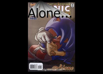 Sonic is REALLY emo