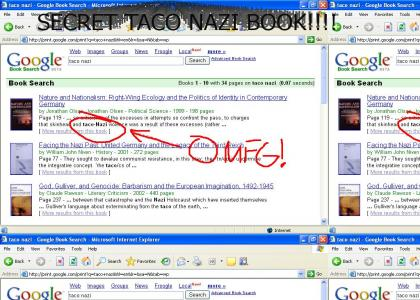 OMG!! Secret Taco Nazi Book!(Resolution Update)