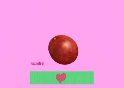 Passion Fruit Love