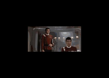 The Wrath of Khan 's Spoiler
