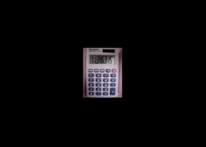 OMG Secret Nazi Calculator (71,346,315)