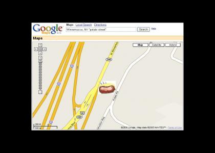 Google maps found Po-ta-to