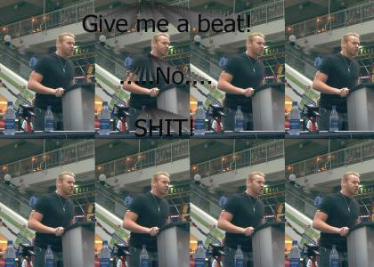 Give me a beat!