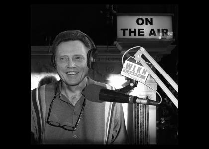 Believe it or Not (I'm Walken on Air)