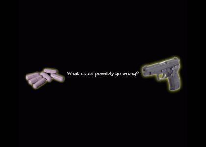 LSD and Handguns