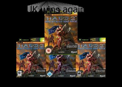 Halo 2 Expansion age rating?
