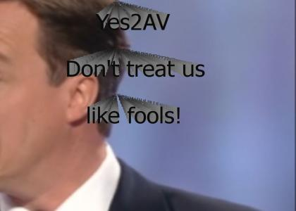 Cameron's Gut Feeling