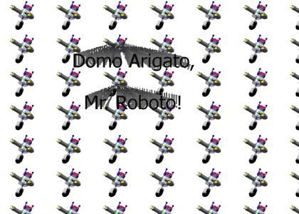 Domo Arigato, Mr. Roboto!