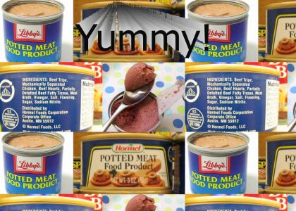 Potted Meat Food Product