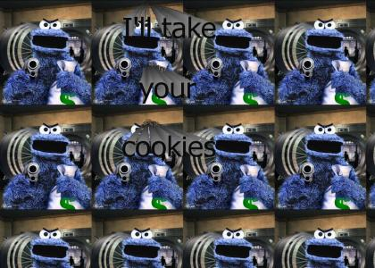 I'll take your cookies