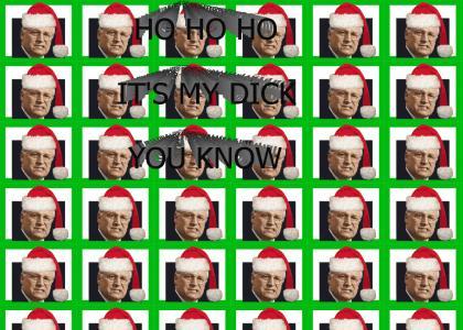 ho, ho, ho, it's...