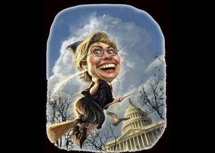 Hillary 08 Happy Haloween