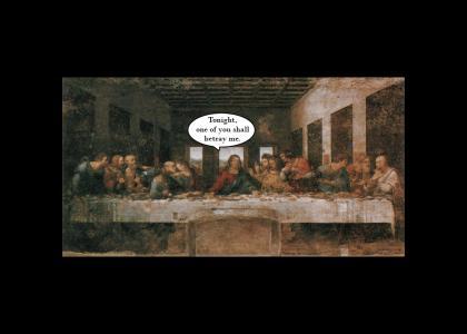 Jesus Predicts Betrayal