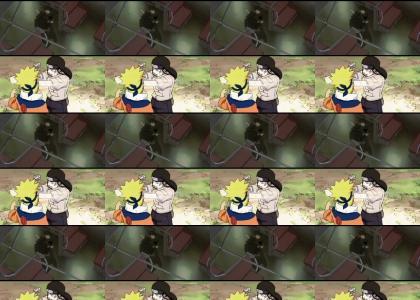 Naruto steals from Cowboy Bebop