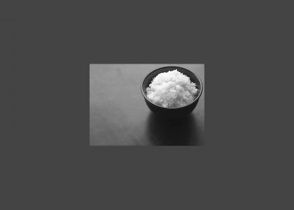 Rice...?