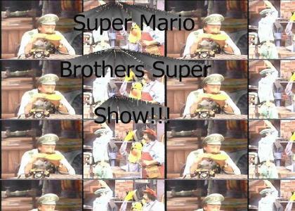German Mario Broth. Show!