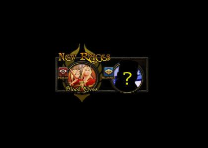 New World of Warcraft Race