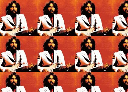 You've given George Harrison a Wah Wah