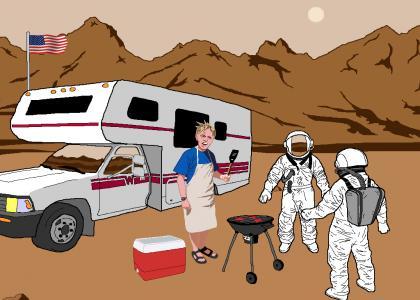 Life on Mars pt.4