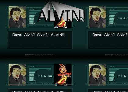 Metal Gear Alvin