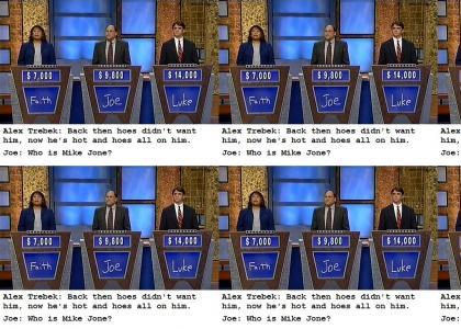 Jeopardy: Mike Jones