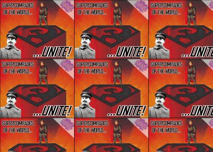 PTKFGS: OMG Secret Communist Super Friends! (Stalinized)