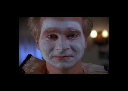 Crazy Joe Davola puts the kibosh on your soul