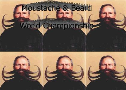 Moustache & Beard Championship