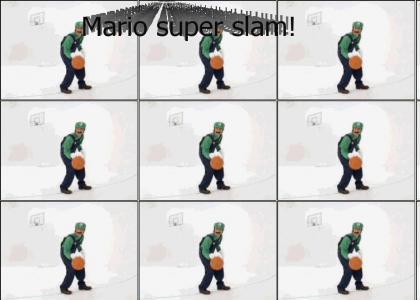 Super mario slam!