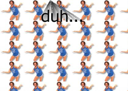 the completely obvious truth about Richard Simmons
