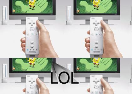 Nintendo TV Controller