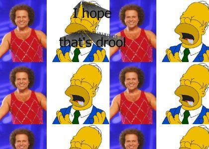 Homer is oblivious