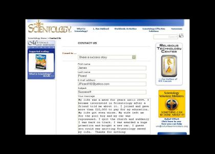 Scientology Success Story (original)