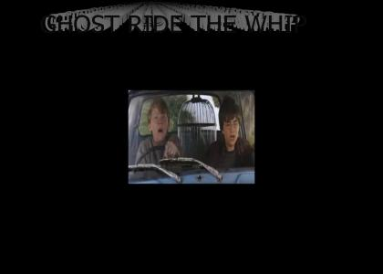 Harry and Ron Ghost Ride the Whip