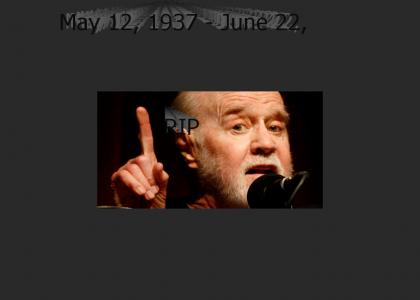 George Carlin - You Will Be Missed.