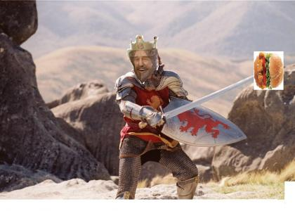 The REAL King of Narnia