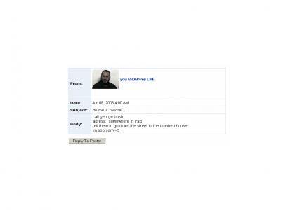 Zarqawi :'( NOOOOO!