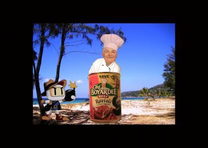 Bomber Boyardee: Ravioli Island