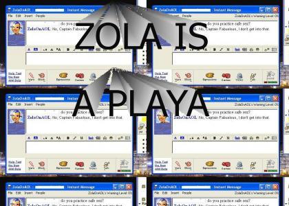ZolaOnAOL is a swingerr