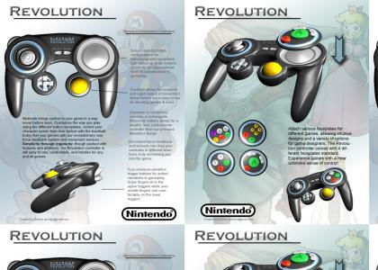 The Revolution Controller