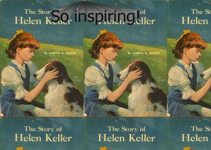 A Quote by Helen Keller