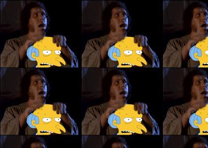Mr. Burns has a problem