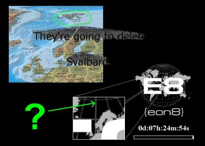 Eon8 mystery solved!