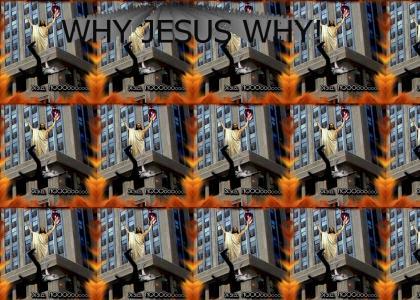 Jesus, NOOOooooo
