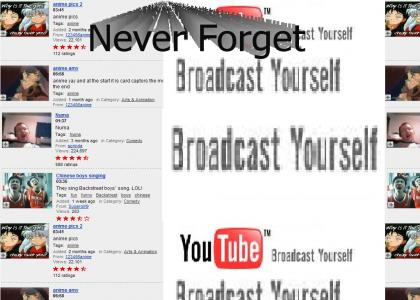 R.I.P. YouTube...