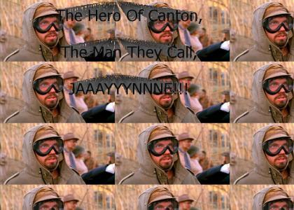 The Man They Call Jayne