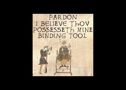 Medieval Milton (Stapler)