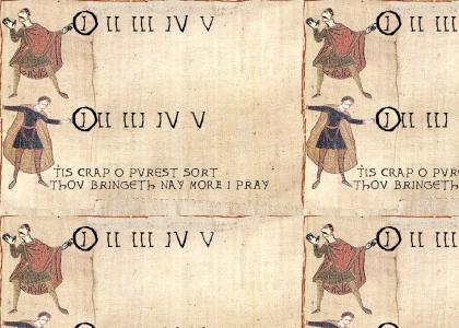 Medieval Downvote