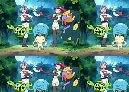 Team Rocket Hamham Dance?