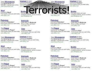 Google Supports Terrorists!!!!